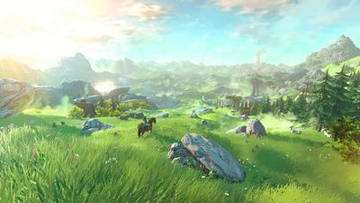 Wii U (console) Screenshot - the legend of zelda