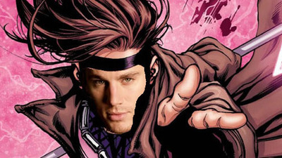 TV & Movie News Screenshot - channing tatum gambit