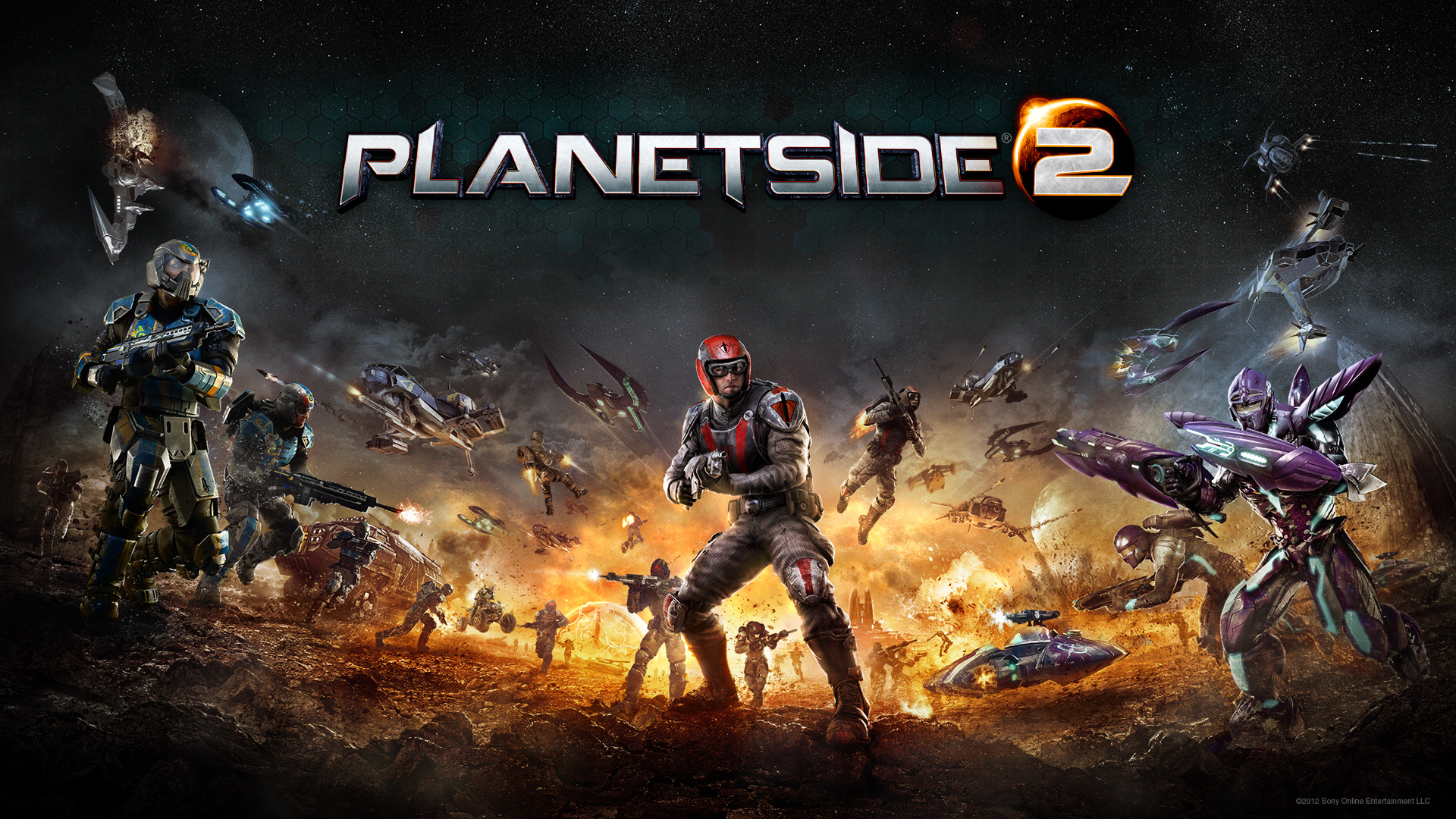 PlanetSide 2 has only recently become profitable for SOE