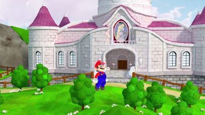 Super Mario 64 DS Screenshot - 1175987