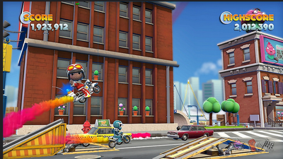 Joe Danger 2: The Movie Screenshot - 1176035