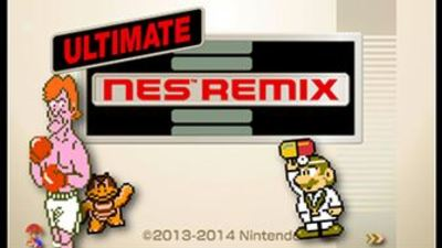 NES Remix Screenshot - Ultimate NES Remix
