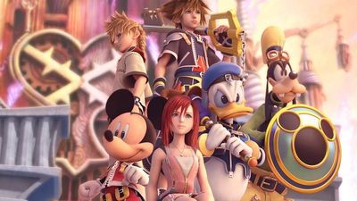 Kingdom Hearts HD 2.5 ReMIX Screenshot - Kingdom Hearts
