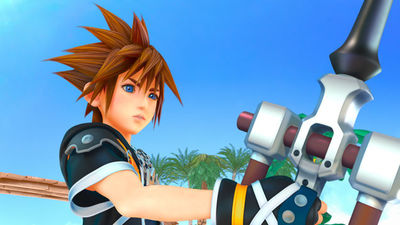 Kingdom Hearts III Screenshot - 1176096