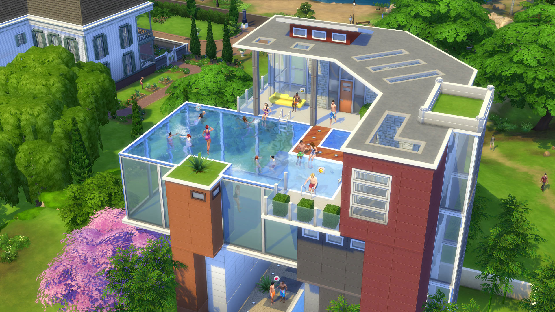 The sims 4 gallery app launches on ios and android for Build house app