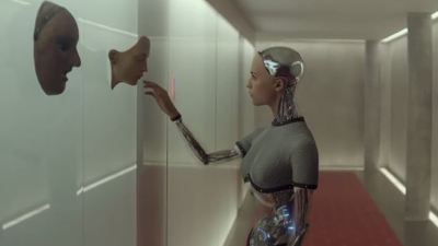 TV & Movie News Screenshot - ex machina