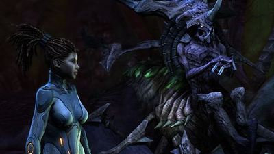 StarCraft II: Heart of the Swarm Screenshot - 1176281