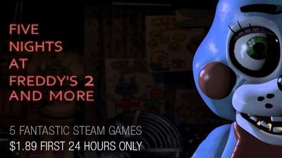 Five Nights at Freddy's 2 Screenshot - Five Nights at Freddy's 2