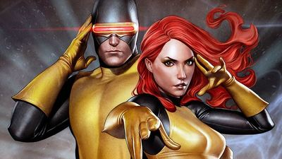 TV & Movie News Screenshot - x-men cyclops and jean grey