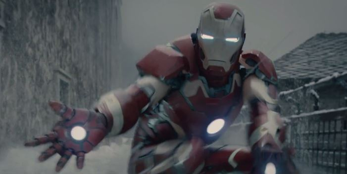 marvels new avengers age of ultron trailer shows more