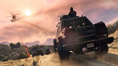 Grand Theft Auto V Screenshot - 1176389