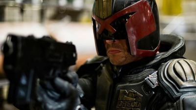 TV & Movie News Screenshot - dredd