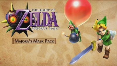 Hyrule Warriors Screenshot - Majora's Mask