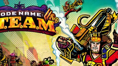 Codename S.T.E.A.M. Screenshot - codename steam