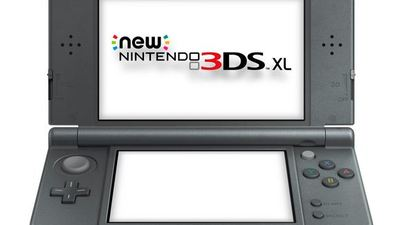 Nintendo 3DS XL Screenshot - New Nintendo 3DS