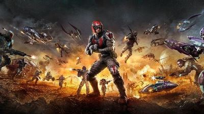 PlanetSide 2 Screenshot - 1176761