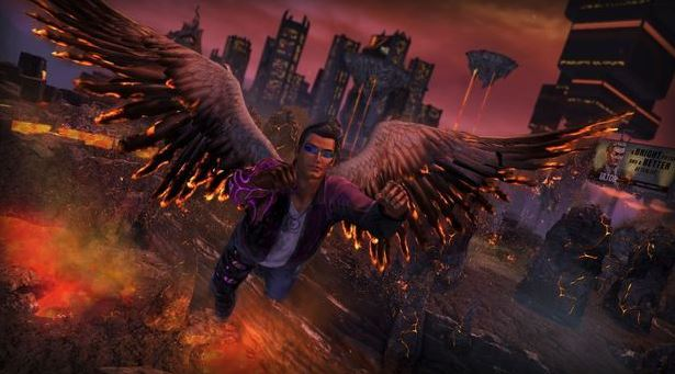 Gat out of Hell wings