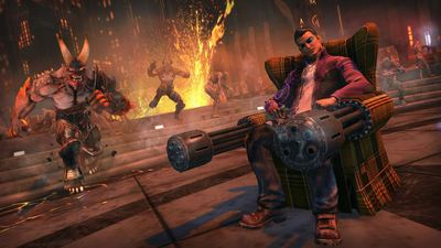 Saints Row: Gat Out of Hell Screenshot - 1176798