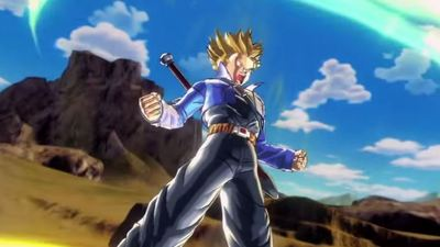 Dragon Ball Xenoverse Screenshot - 1176869
