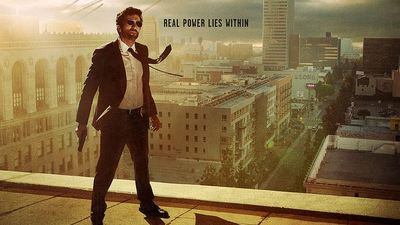 TV & Movie News Screenshot - powers