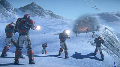 PlanetSide 2 Screenshot - 1176902