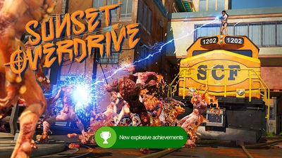 Sunset Overdrive Screenshot - 1176922