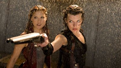 Movie News Screenshot - resident evil milla jovovich
