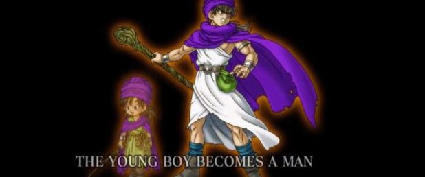 DRAGON QUEST V: Hand of the Heavenly Bride - NDS - Feature