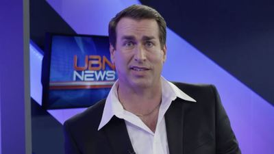 Movie News Screenshot - rob riggle dead rising