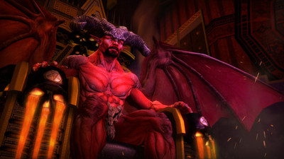 Saints Row: Gat Out of Hell Screenshot - 1177173