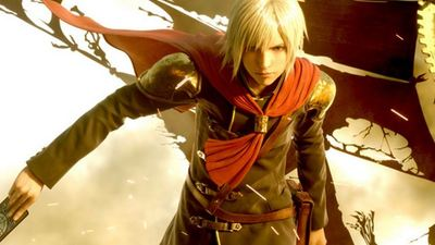 Final Fantasy Type-0 HD Screenshot - Final Fantasy: Type-0 HD