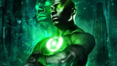 Movie News Screenshot - tyrese green lantern