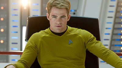 TV & Movie News Screenshot - Chris Pine