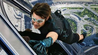 Movie News Screenshot - mission impossible
