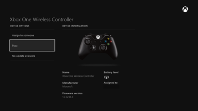 Xbox One (Console) Screenshot - 1177318
