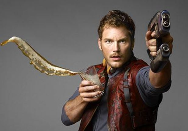 Movie News Screenshot - chris pratt