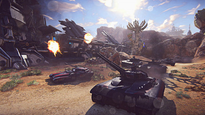 PlanetSide 2 Screenshot - 1177371