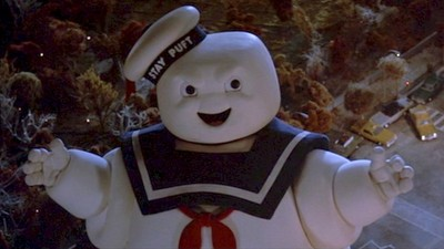 Movie News Screenshot - stay puft marshmallow man