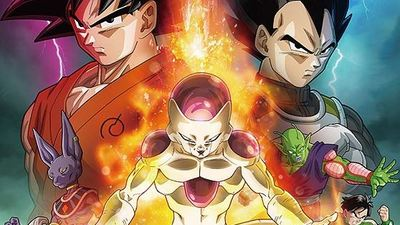 Anime News Screenshot - Dragon Ball Z Resurrection of F