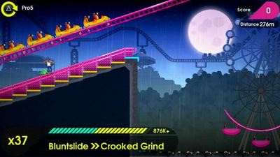 OlliOlli2: Welcome to Olliwood Screenshot - 1177460