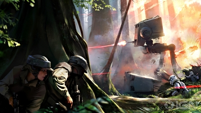 Star Wars: Battlefront (DICE) Screenshot - 1177475