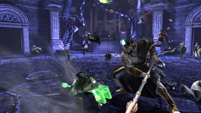 DC Universe Online Screenshot - Amazon Fury