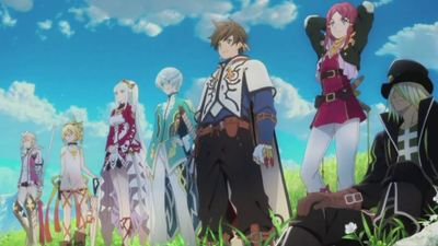 Tales of Zestiria Screenshot - Tales of Zestiria