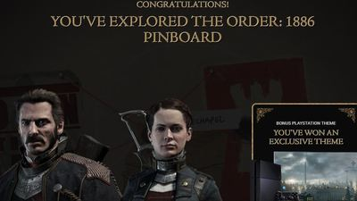 The Order: 1886 Screenshot - 1177656