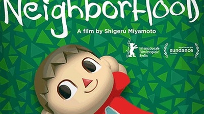 TV & Movie News Screenshot - boyhood animal crossing parody poster