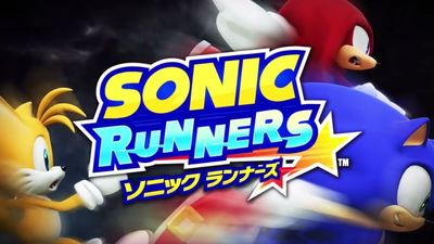 Sonic Runners Screenshot - 1177668