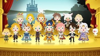 Theatrhythm Final Fantasy: Curtain Call Screenshot - Theatrhythm Final Fantasy: Curtain Call