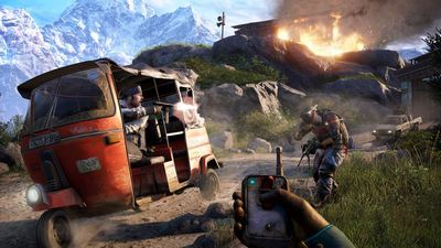 Far Cry 4 Screenshot - 1177724