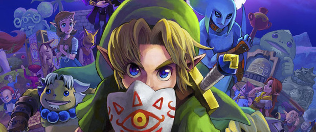 The Legend of Zelda: Majora's Mask 3D Screenshot - The Legend of Zelda: Majora's Mask