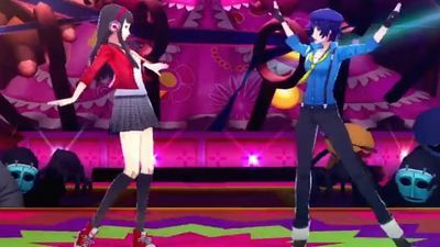 Persona 4: Dancing All Night Screenshot - 1177801
